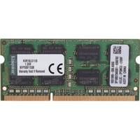Kingston ValueRam 8GB 1600MHz DDR3 Notebook Ram (KVR16LS11/8)