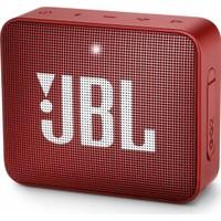 JBL Go2 IPX7 Su Geçirmez Taşınabilir Bluetooth Hoparlör Kırmızı