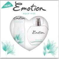 Emotion Aqua Kiss EDT Kadın Parfüm 50 ml & Deodorant 150 ml