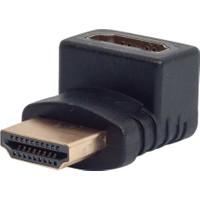 Dark HDMI 90°Dönüştürücü Dirsek (DK-HD-AMXF90TV)