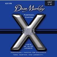 Dean Markley Helix Pure Nickel Light - Lt Elektro Gitar Takım Tel