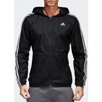 Adidas Essentials 3-Stripes Wind Erkek Ceket BS2232