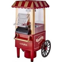 Cookplus Kırmızı Mısır Patlatma Makinesi