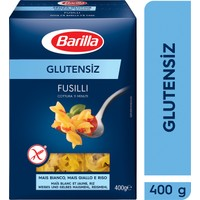 Barilla Glutensiz Burgu/ Gluten Free Fusilli Makarna 400 Gr.