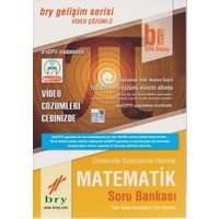 Birey B Serisi Orta Düzey Matematik Soru Bankası Yeni 2019