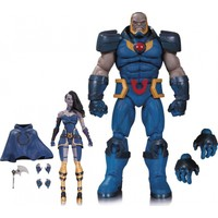 DC Collectibles Darkseid and Grail Action Figure (2'li Paket)