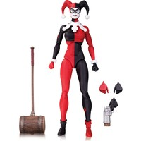 DC Collectibles DC Comics Icons Harley Quinn No Man's Land Action Figure