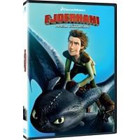How To Train Your Dragon Dvd - Ejderhani Nasil Eğitirsin