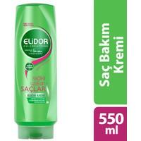 Elidor Saç Bakım Kremi Sağlıklı Uzayan Saçlar 550 ml