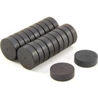 Elite Mıknatıs 50 Adet Mıknatıs Magnet Yuvarlak Süsleme Mıknatısı Çap: 1,8 cm , En: 0,4 cm_262