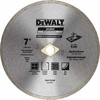 Dewalt 180mm Sürekli Kenar Elmas Disk DW47701Hp