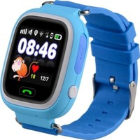 Sentar V80 - TD02 Dokunmatik Ekran GPS Takipli Akıllı Çocuk Saati - Mavi