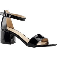 Ayakland Siyah Sandalet Ayakkabı