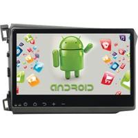 Navimex Honda Civic 2012-2014 Android Navigasyon Multimedya Tv USB Oem