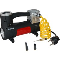 Delta Elektrikli Top Pompası - Mini Kompresör (Işıklı)