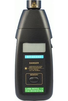Holdperak Dt-2234C Optik Dijital Takometre