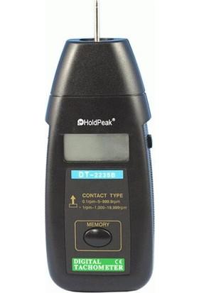 Holdperak Hp-2235B Değmeli Takometre