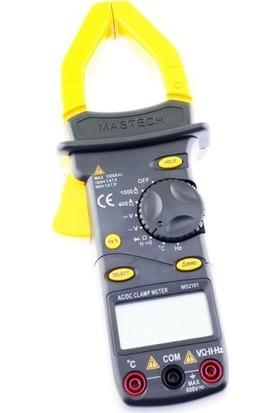 Mastech Ms 2101 Ac/Dc 1000A Pensampermetre