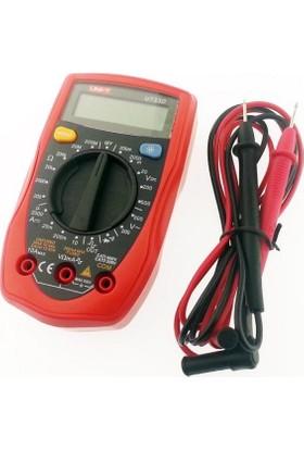 Unı-T Ut 33D Dijital Multimetre Ut33D