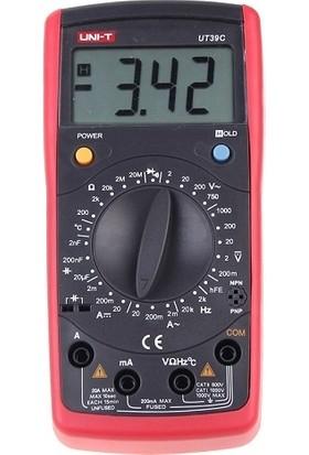Unı-T Ut 39C Dijital Multimetre Ut39C