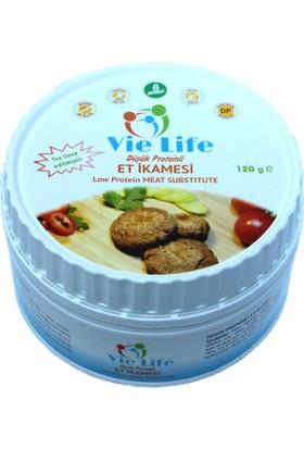 Vie Life 120 gr Düşük Proteinli Et İkamesi