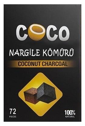 Coco Hindistan Cevizi Kömürü - Nargile Kömürü 10 KG