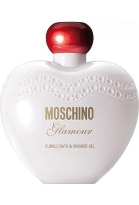 Moschino Glamour Bath Bubble & Shower Gel 200 ml