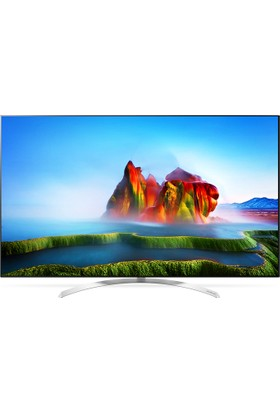"LG 55SJ850V 55"" 140 Ekran Uydu Alıcılı 4K Ultra HD Smart LED TV"