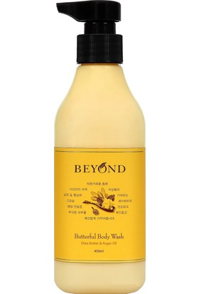 Beyond Butterful Body Wash 450 ml.