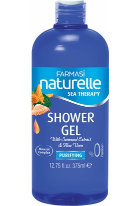 Farmasi Naturelle Deniz Mineralli Duş Jeli 375 Ml