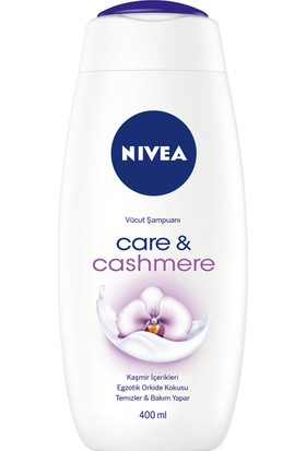 Nivea Care & Cashmere Moments Banyo Ve Duş Jeli 400 Ml