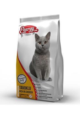 Cat Food Energy Tavuklu Yetişkin Kedi Maması - 1 kg