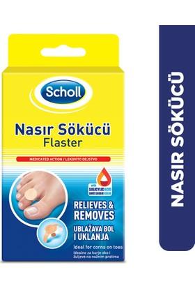 Scholl Su Geçirmez Nasır Sökücü Flaster
