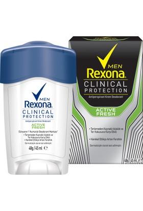 Rexona Clinical Protection Active Fresh Stick