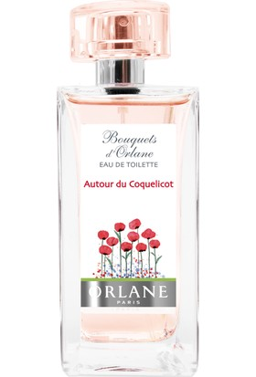 Orlane Les Bouquets D'Orlane Autour Du Coquelicot Edt 100 Ml Kadın Parfüm