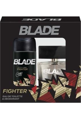 Blade Fighter Erkek Parfüm Edt 100ml & Deodorant 150ml