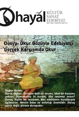 Hayal Kültür Sanat Edebiyat Dergisi Sayı: 59 (Ekim-Kasım-Aralık) 2016
