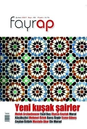 Fayrap Popülist Edebiyat Dergisi Sayı: 93 Şubat 2017