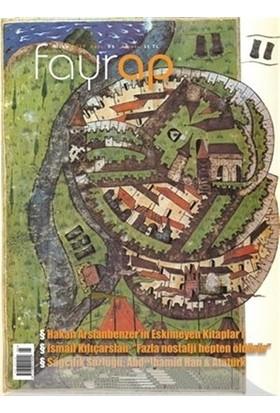 Fayrap Popülist Edebiyat Dergisi Sayı: 95 Nisan 2017