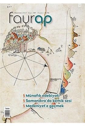 Fayrap Popülist Edebiyat Dergisi Sayı: 97 Haziran 2017