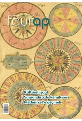 Fayrap Popülist Edebiyat Dergisi Sayı: 98 Temmuz 2017