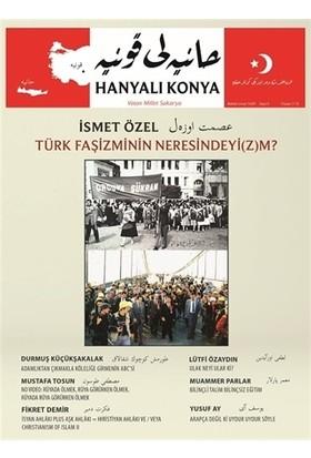 Hanyalı Konya Dergisi Sayı: 5