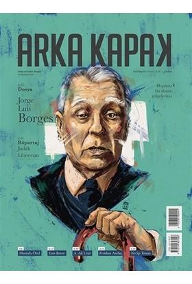 Arka Kapak Dergisi Sayı: 31 Nisan 2018