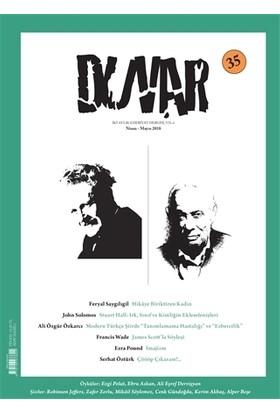 Duvar Dergisi Sayı: 35 Nisan - Mayıs 2018