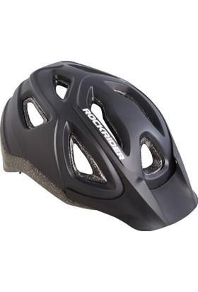 Btwin St 100 Dağ Bisikleti Kaskı Siyah