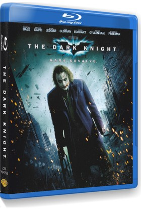 Batman: The Dark Knight (Batman: Kara Şövalye) (Blu-Ray Disc - Double)