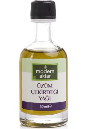Modern Aktar Üzüm Çekirdeği Yağı 50 ml