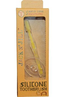 Jack N' Jill Silikon Diş Fırçası