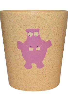 Jack and Jill Bambu Banyo Bardağı Hippo