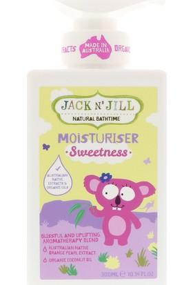 Jack N' Jill Moisturiser Sweetness 300ml